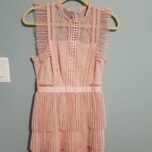Dresses & Skirts - Heirloom pleated dress size small